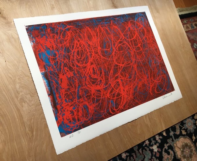 Image of Studio Session 613, Print #7/8