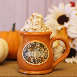 Image of Pumpkin Juice Mug