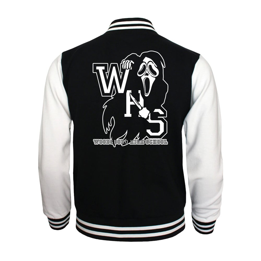 Image of Woodsboro High School Limited Edition Jacket