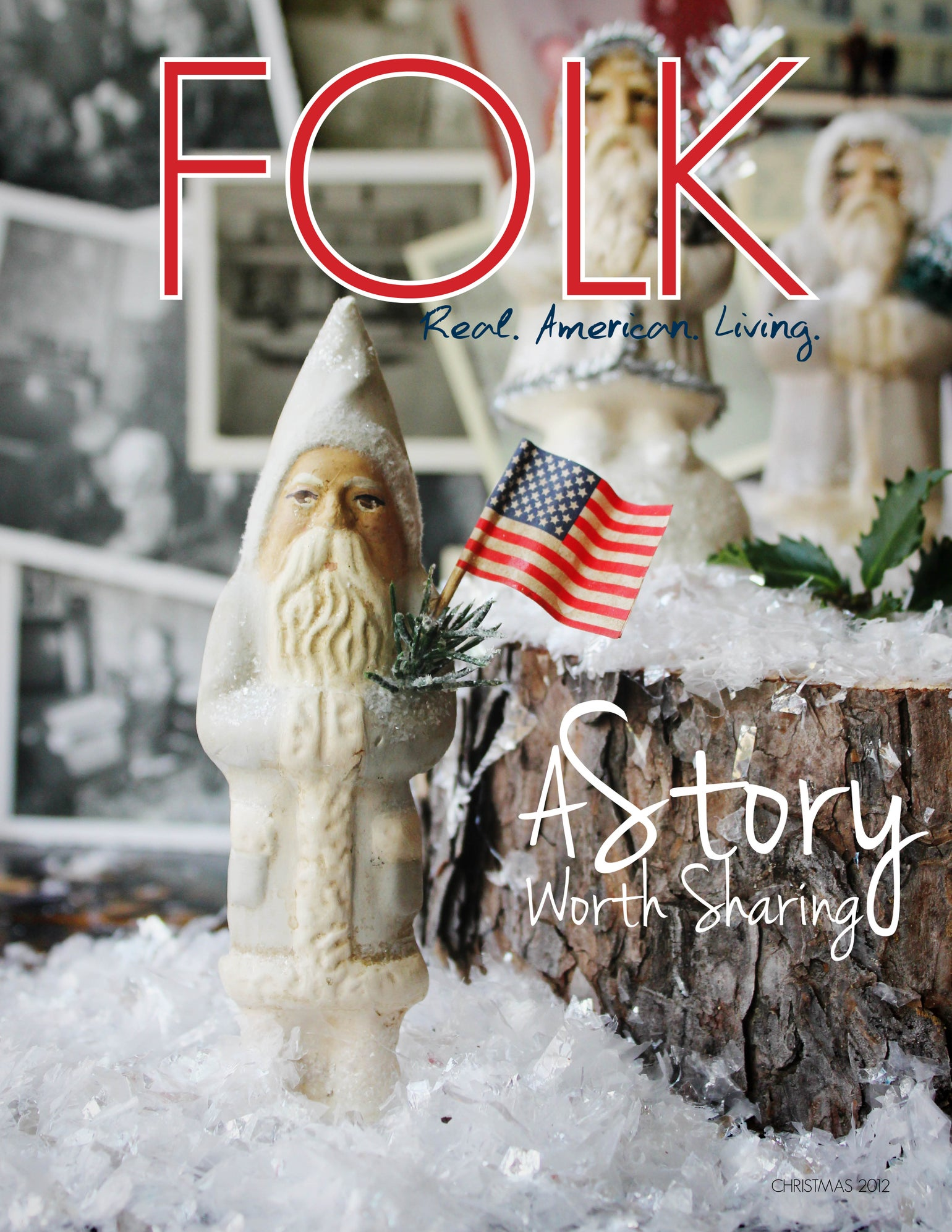 Image of DIGITAL ISSUE: FOLK — A Story Worth Sharing