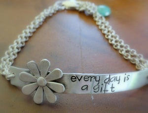 Image of Every Day is a Gift Bracelet