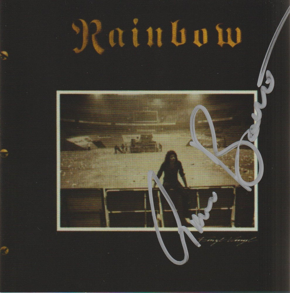 Image of RAINBOW - Finyl Vinyl - 2CD Autographed