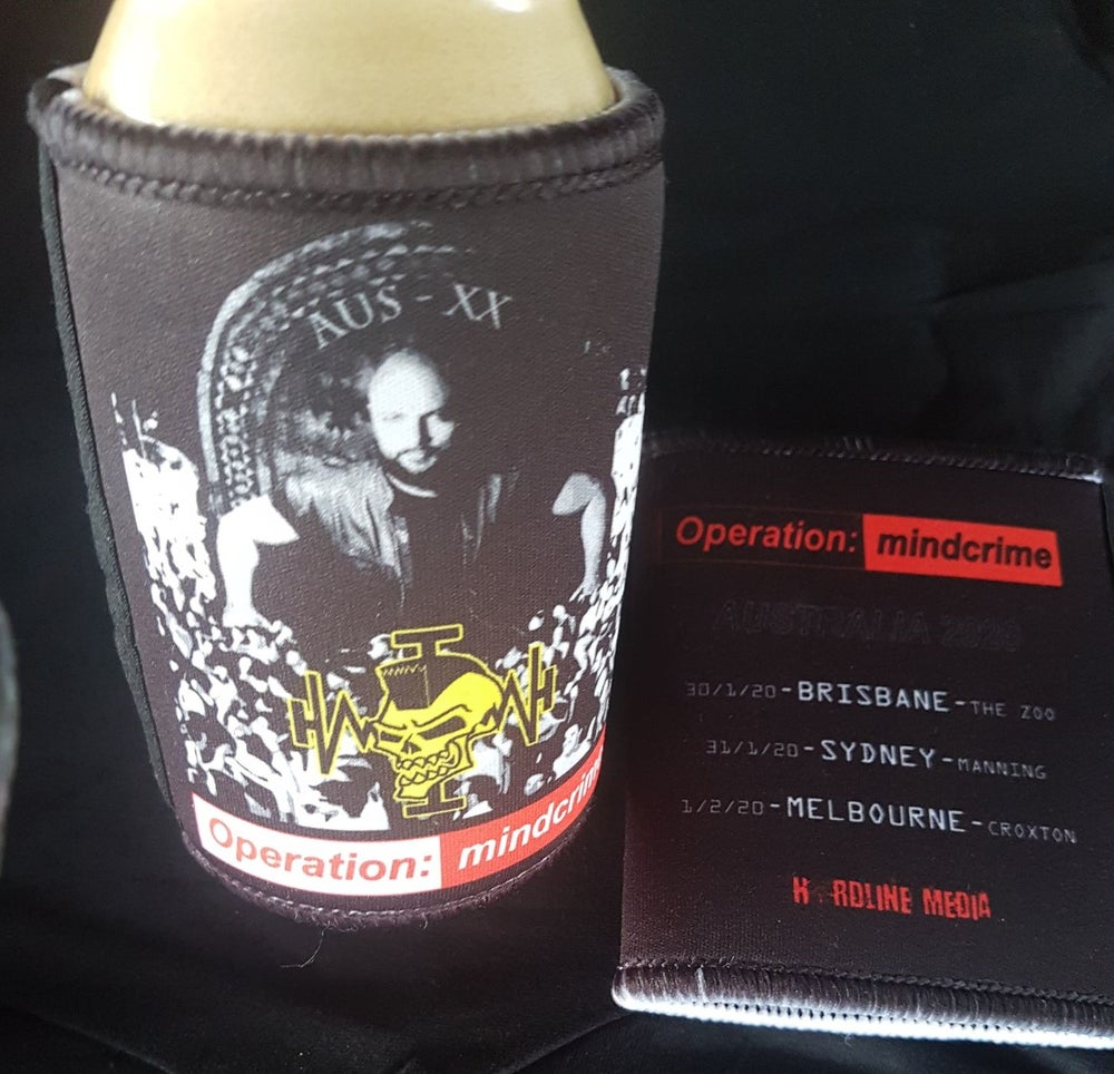 Image of GEOFF TATE - Operation Mindcrime - AUSSIE TOUR BEER COOLER