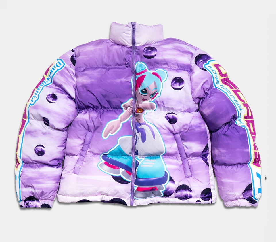Image of Dancemania Puffer Jacket