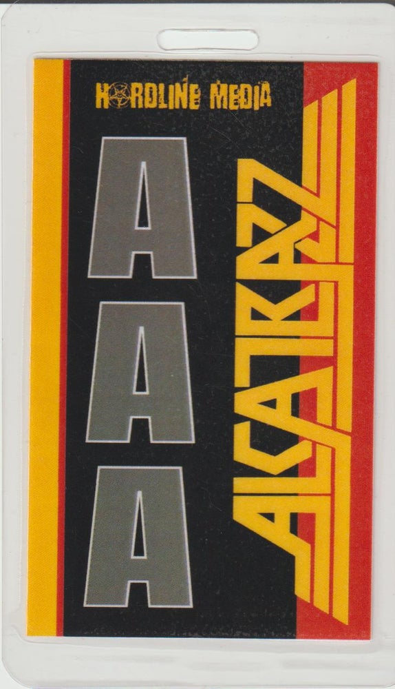 Image of ALCATRAZZ - Aussie Tour AAA Laminate