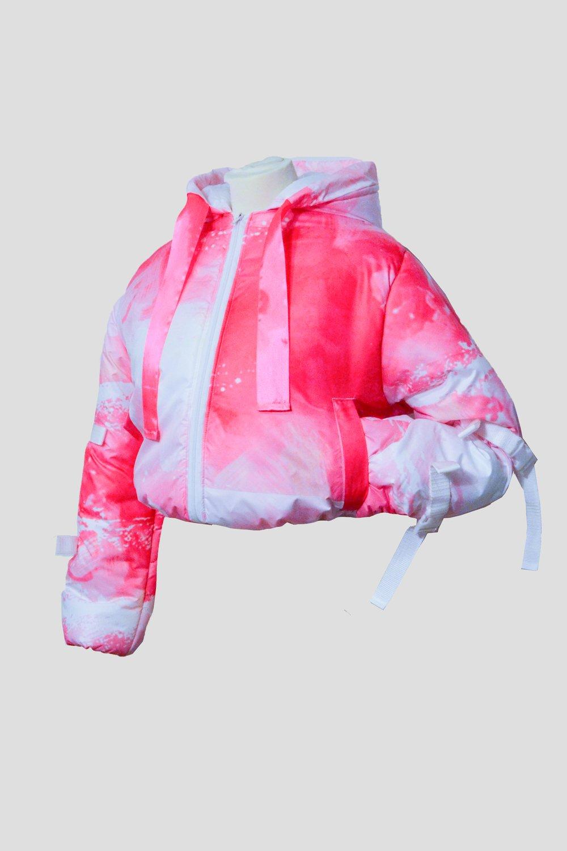 Image of Pink Puffy Jacket