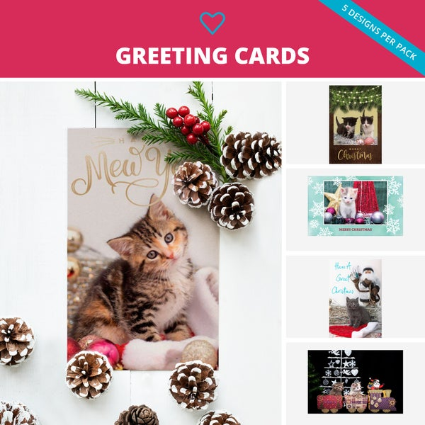 Image of 2020 Christmas Cards - 10 pack