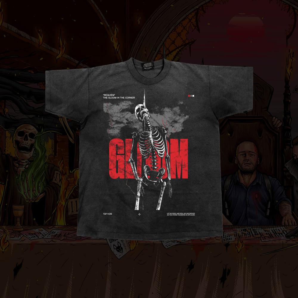 "Image of ""Requiem"" T-Shirt *PRE-ORDER*"