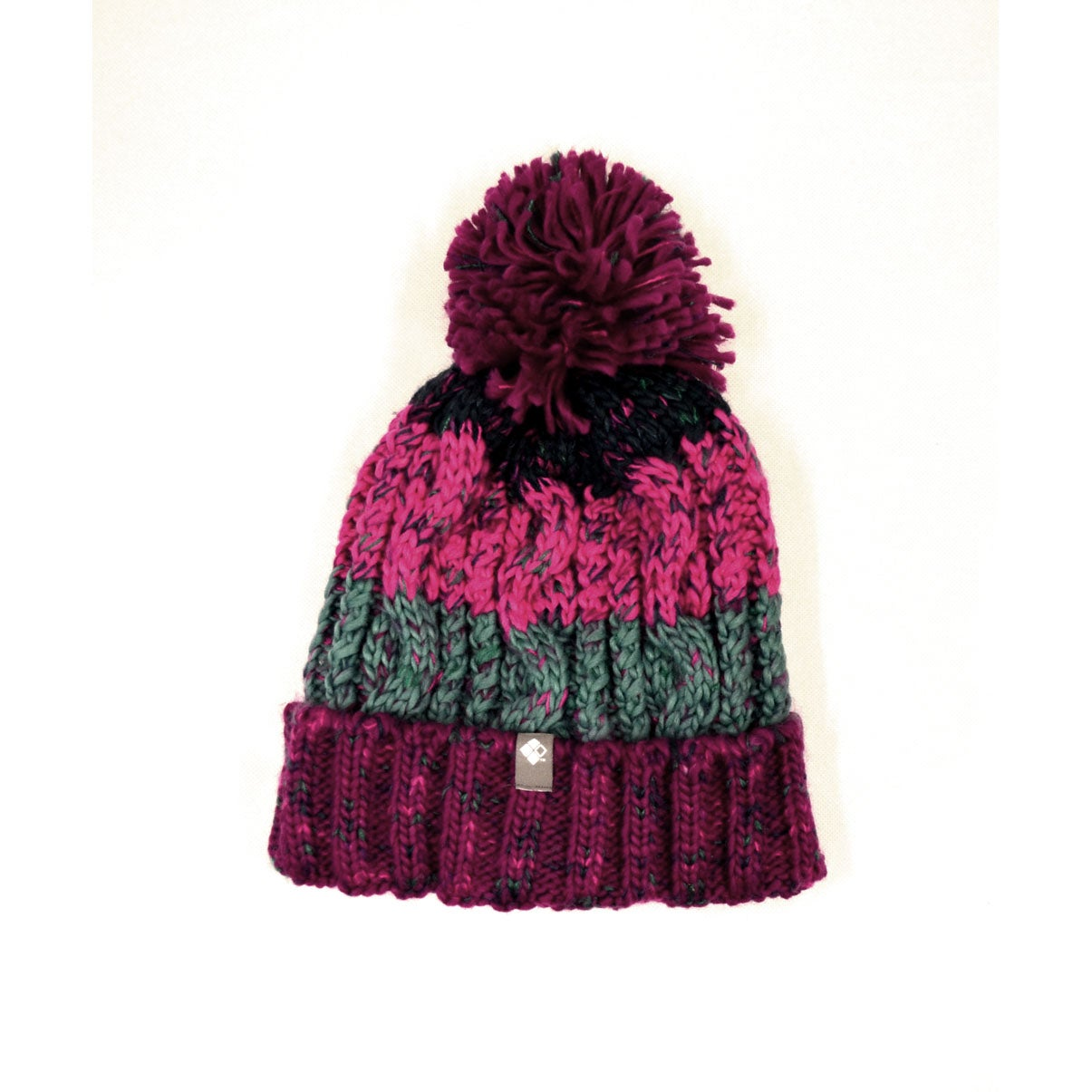 Image of Aurora Highpeak Knitted Hat