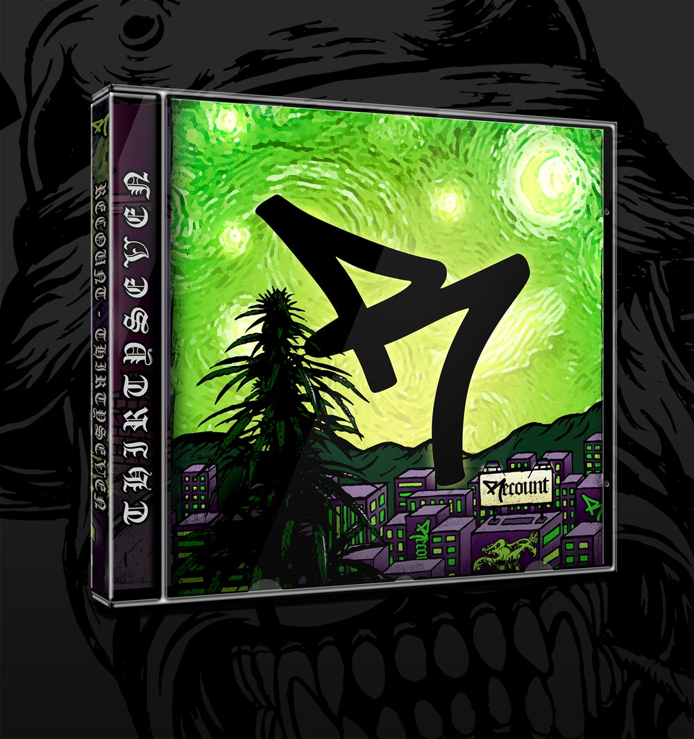 """Image of """"37 [thirtyseven]"""" CD FIRST EDITION"""