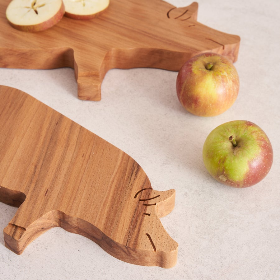 Image of Pig Chopping Board