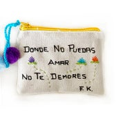 Image of Embroidered Purses