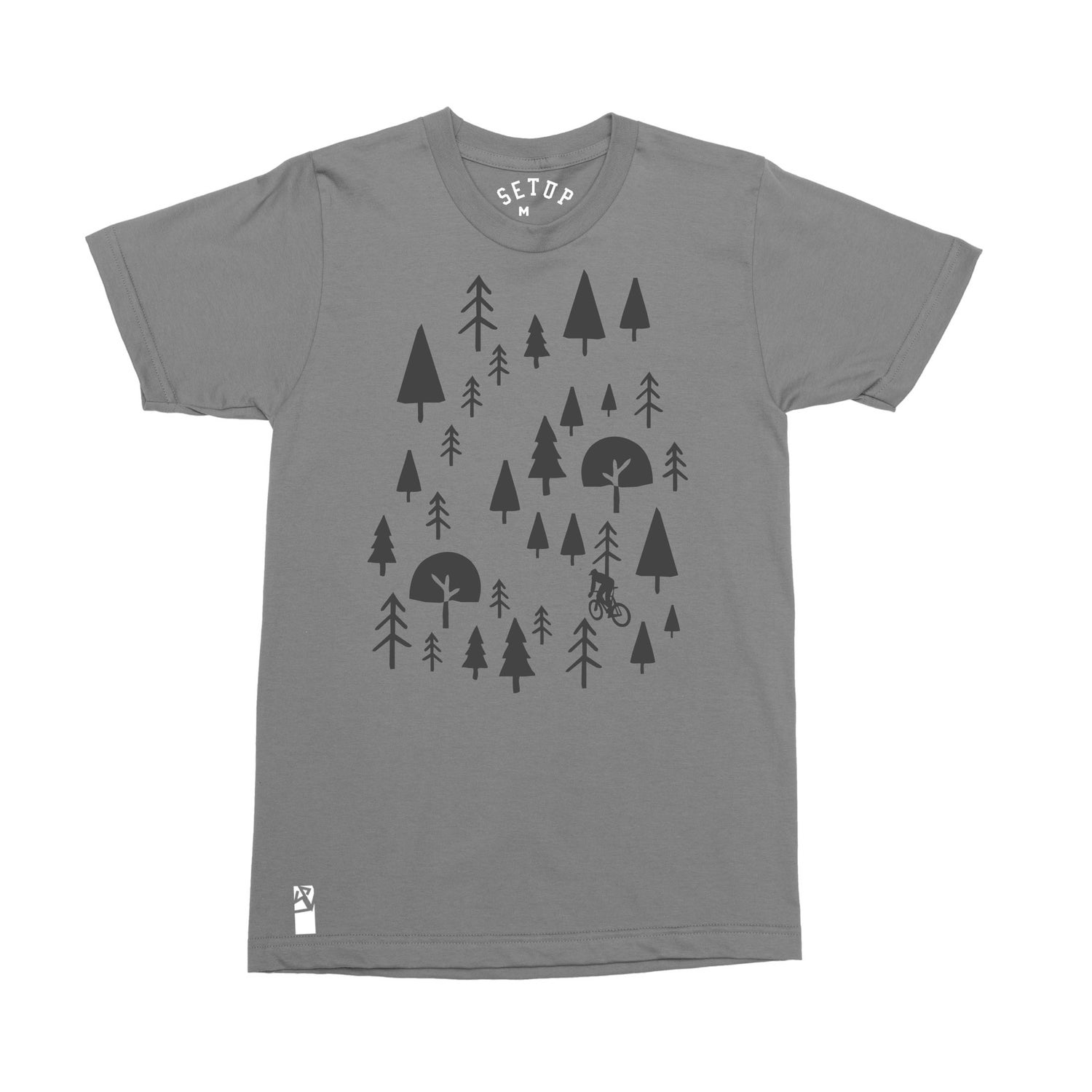 Image of The Cyclist T-Shirt