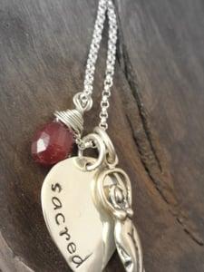 Image of Sacred Goddess Necklace