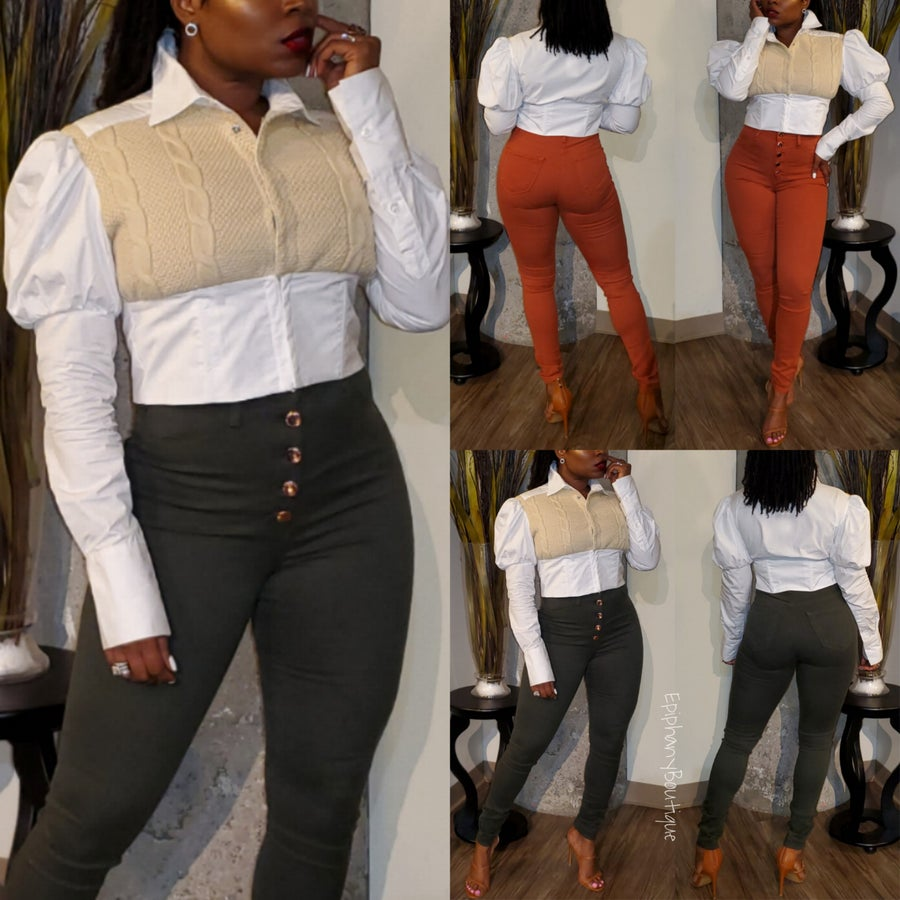 Image of The Kelsy Top & The Julian Jeans-**Separates**