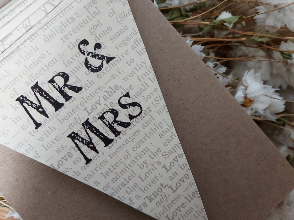 Image of Mr & Mrs bunting
