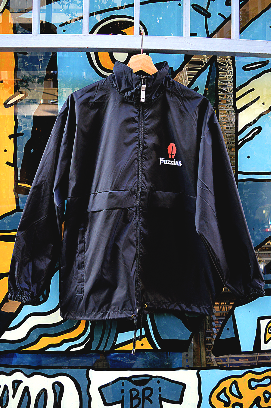 Image of EpiFuzz WindBreaker Jacket