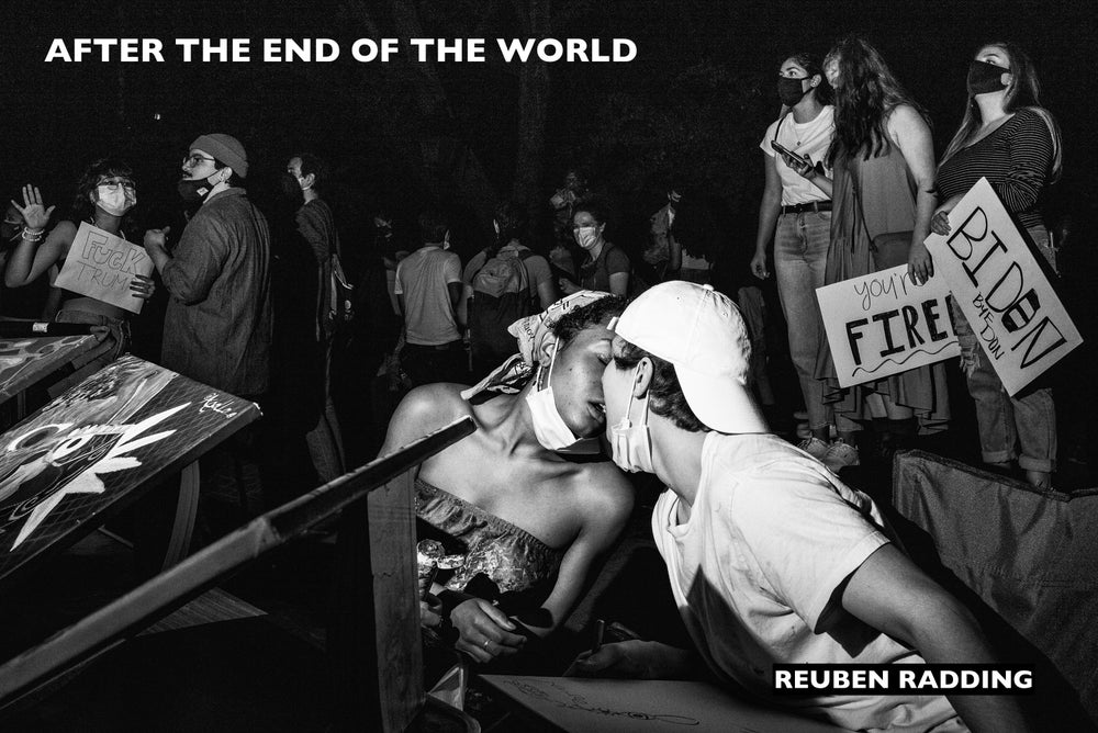 Image of AFTER THE END OF THE WORLD: Limited Edition Photo Zine