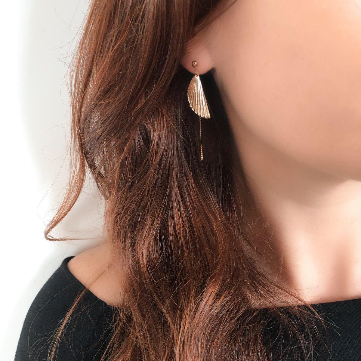 Boucles d'oreilles Chic Light