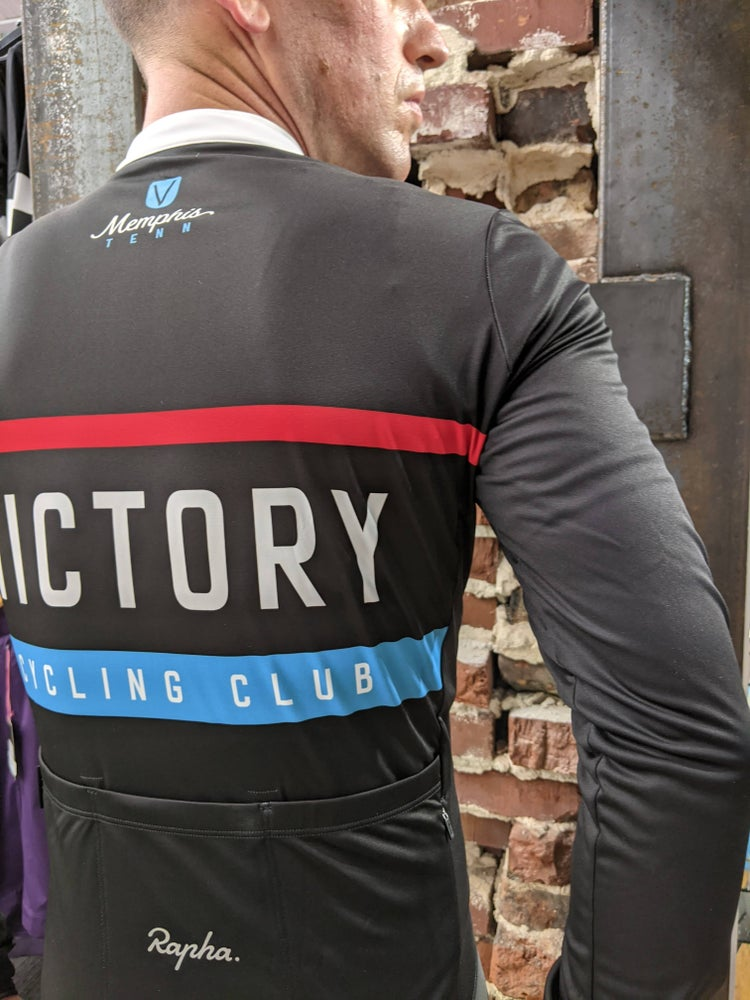Image of Victory + Rapha Long Sleeve Jersey