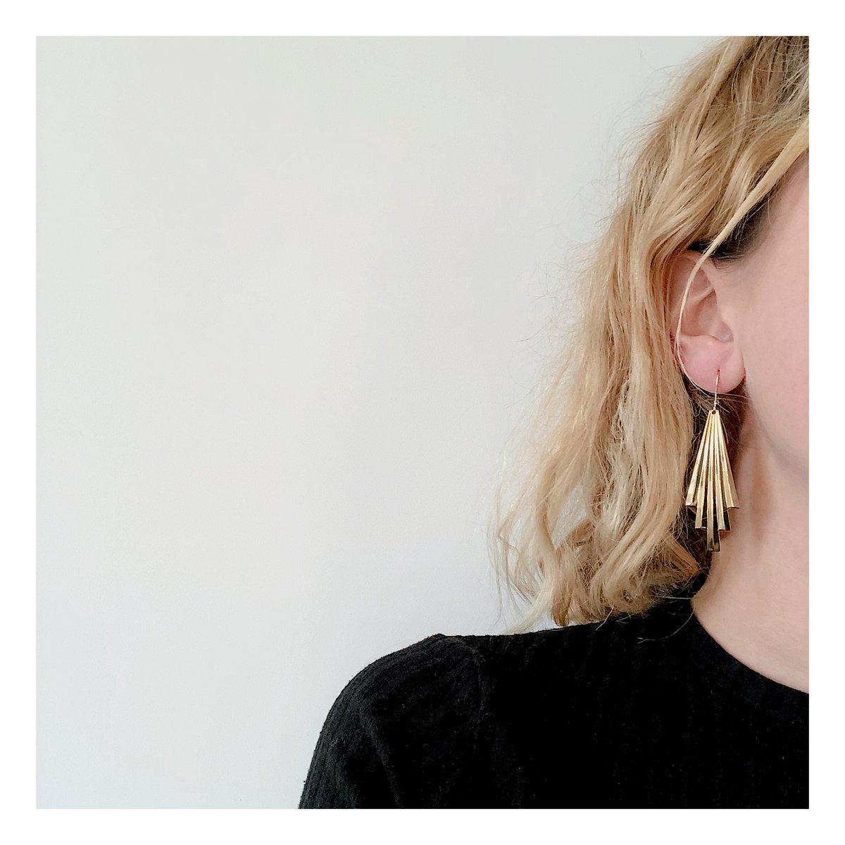 Boucles d'oreilles NY