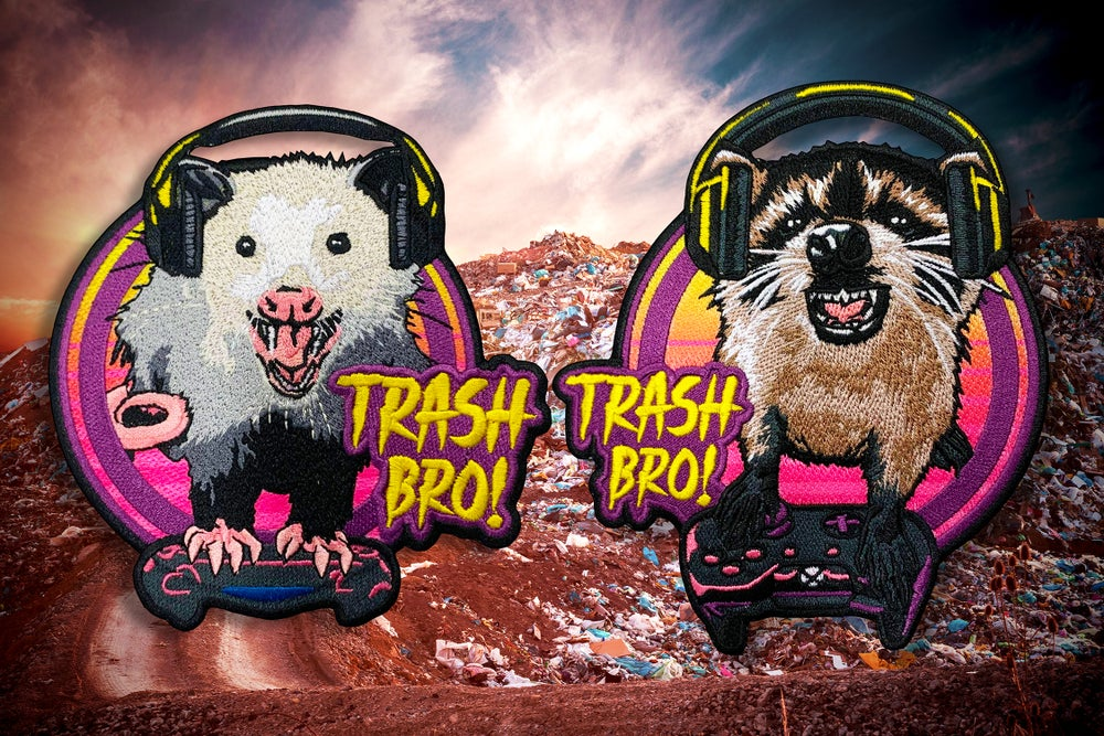 Image of Workshop 432 & Life's A Trail's - Trash Bros