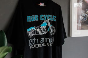 Image of Early 90's R&R Cycle - 12th Annual Motorcycle Show