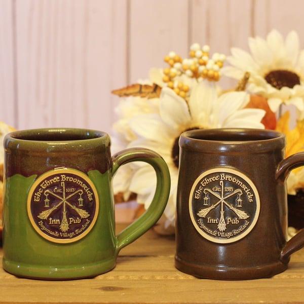 Image of Three Broomsticks Mug