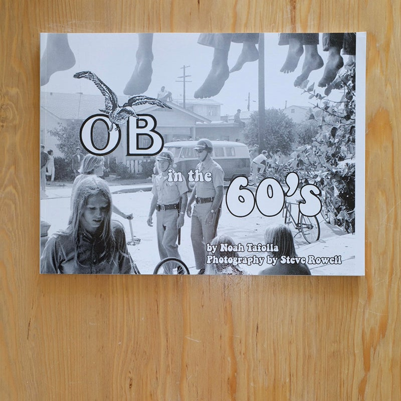 Image of OB in the 60s Book