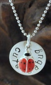Image of Cute as a Bug Necklace