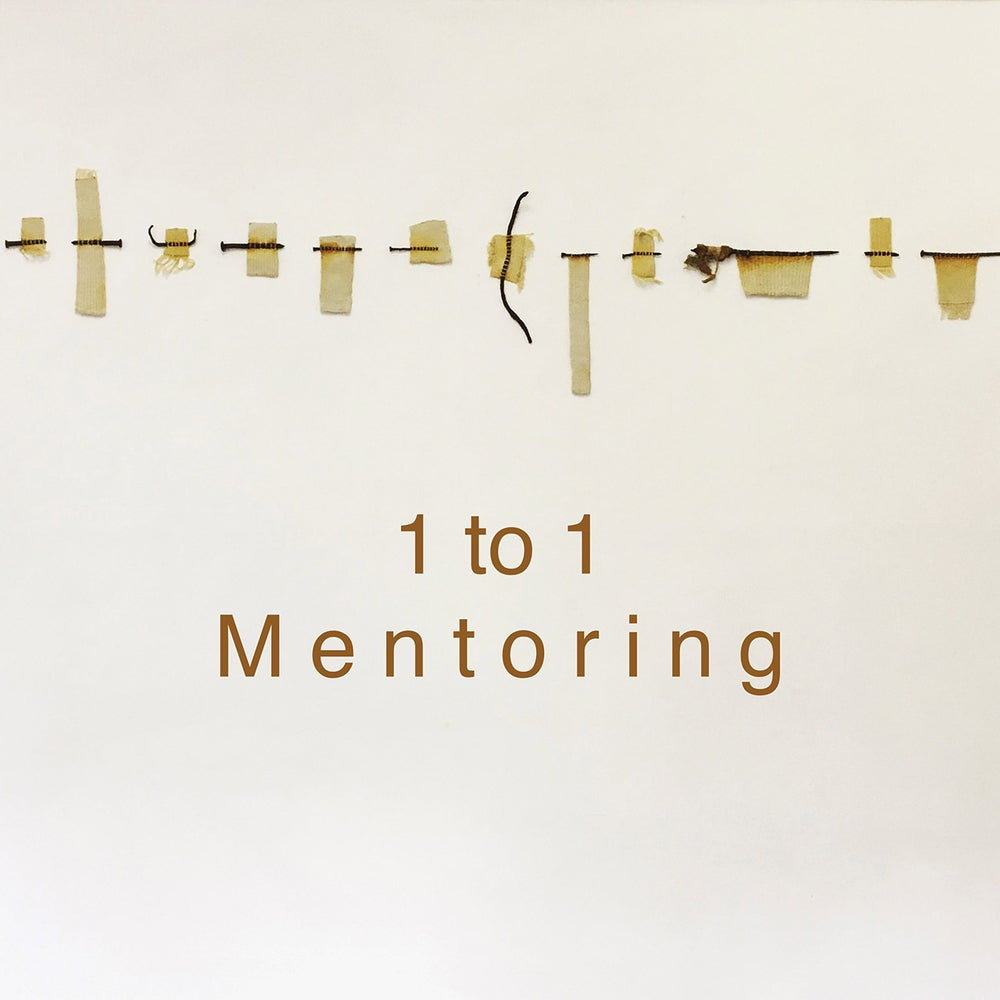 Image of 1 to 1 mentoring - 4 sessions