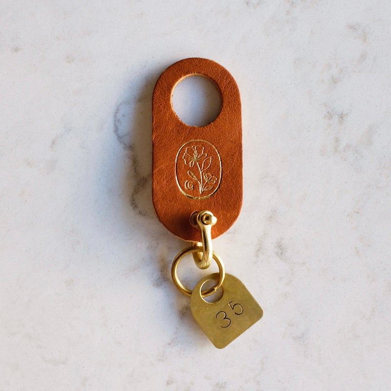 Image of Hotel Key Chain by Noah Marion