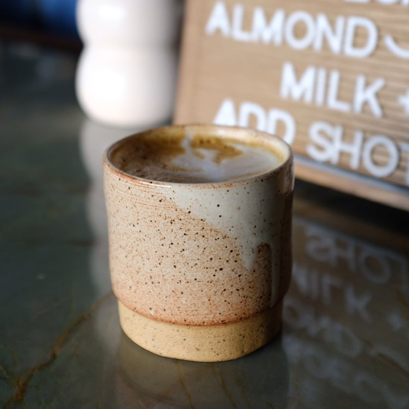 Image of One-of-a-kind Handmade Ceramic Tumbler