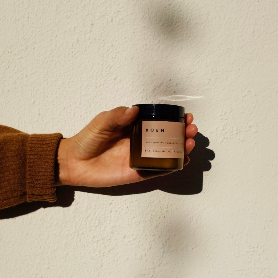 Image of LIMITED EDITION Roen Candle 001
