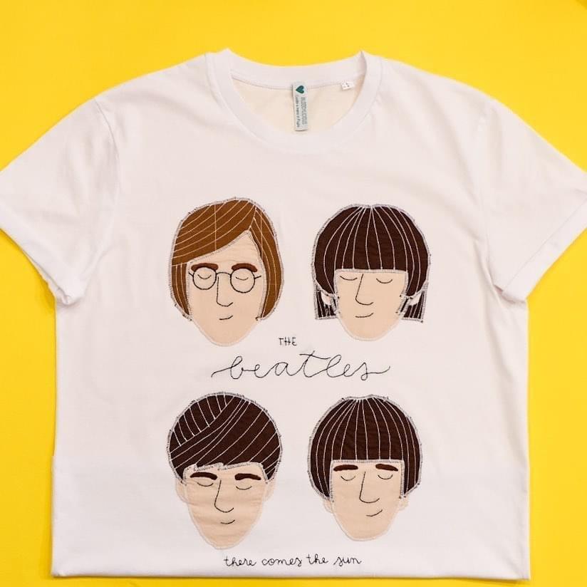 The Beatles / t-shirt