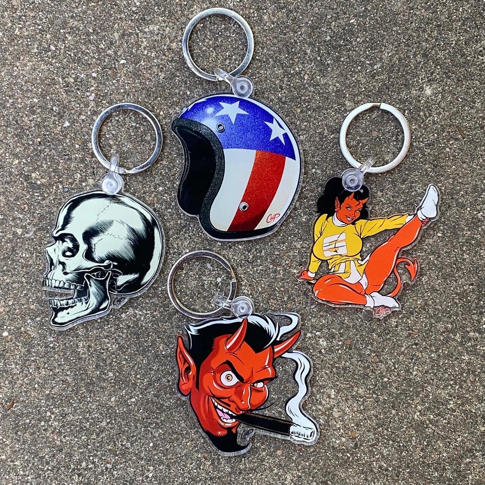Image of COOP KEYCHAIN COLLECTION