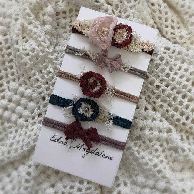 Image of Holly Headband Collection