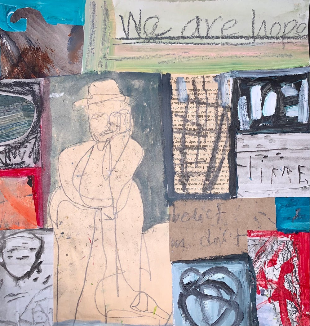 """Image of """"We are Hope"""""""