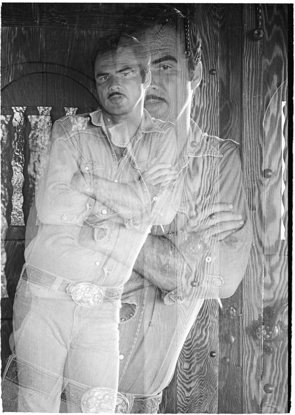 Image of Burt Reynolds Double Exposure