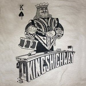 Image of KHVT - Born Ugly King Tee
