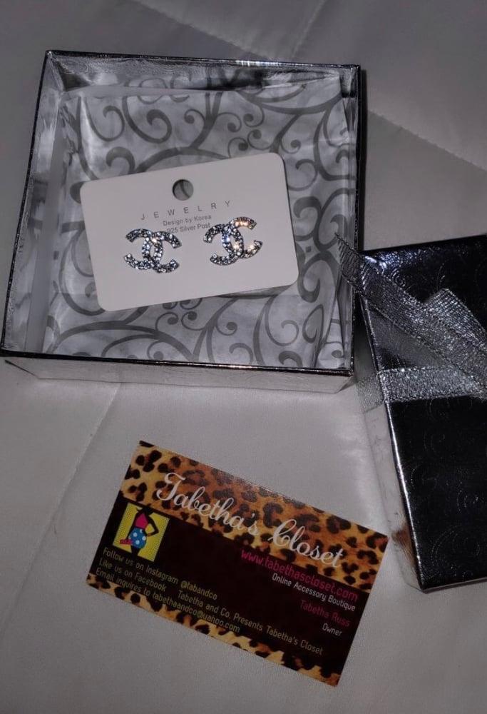 Image of CC Earrings
