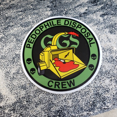 Image of The Crew Sticker