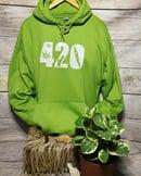 Image 2 of 420 Hoodie
