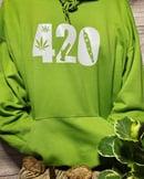 Image 3 of 420 Hoodie