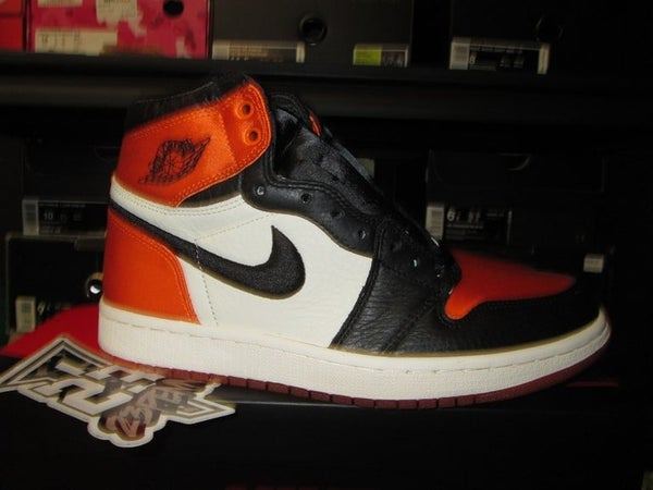 "Air Jordan I (1) Retro High SL ""Satin/Shattered Backboard"" WMNS - areaGS - KIDS SIZE ONLY"
