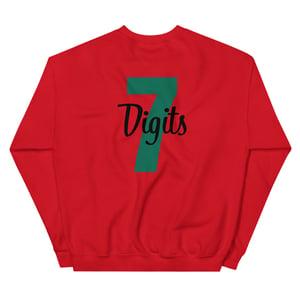 Image of Jan Did The 7 Digits Sweatshirt