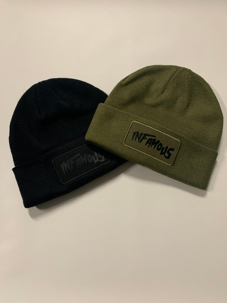 "Image of ""Conceal"" Beanie"