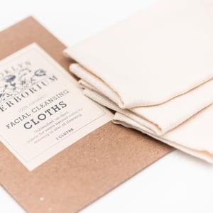 Image of Organic Birdseye Cotton Washcloths