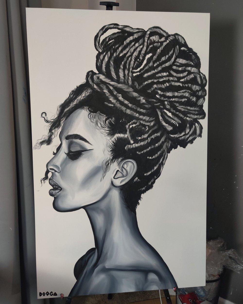 Image of Vibrance - Canvas Print