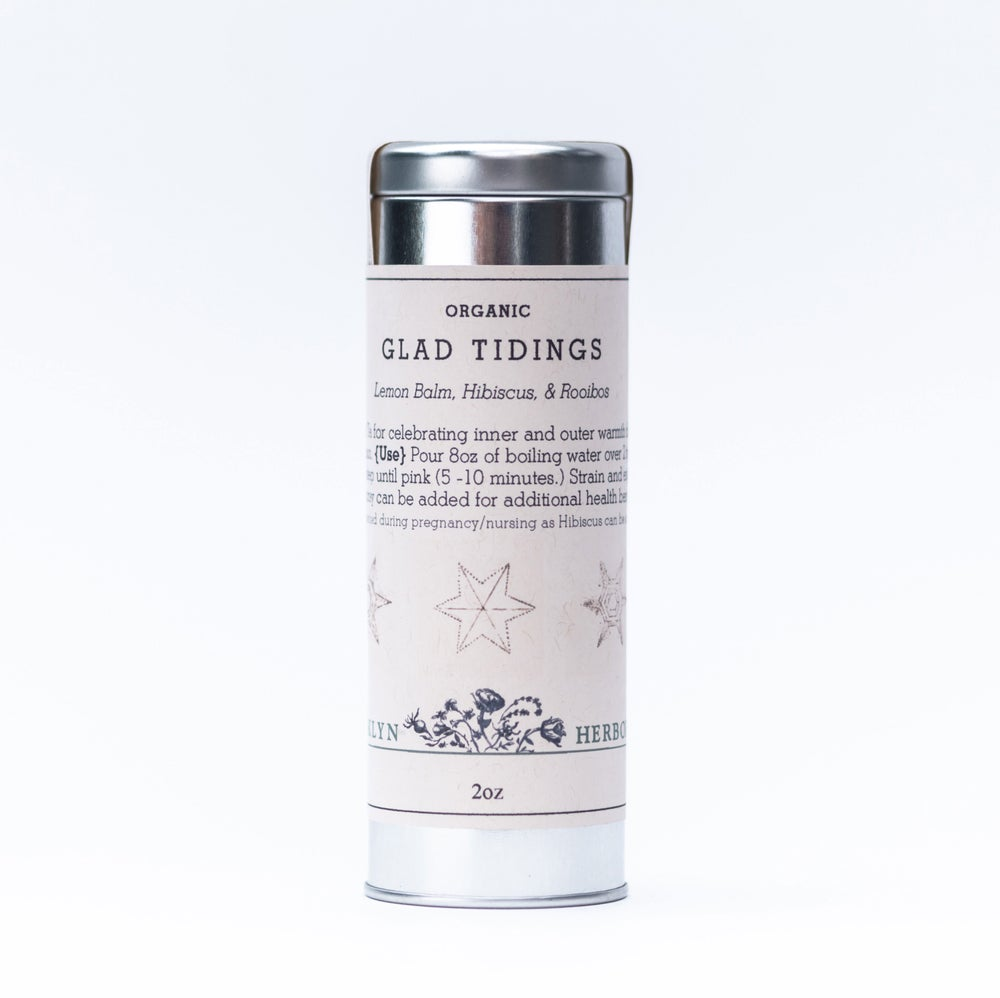 Image of Glad Tidings Herbal Tea